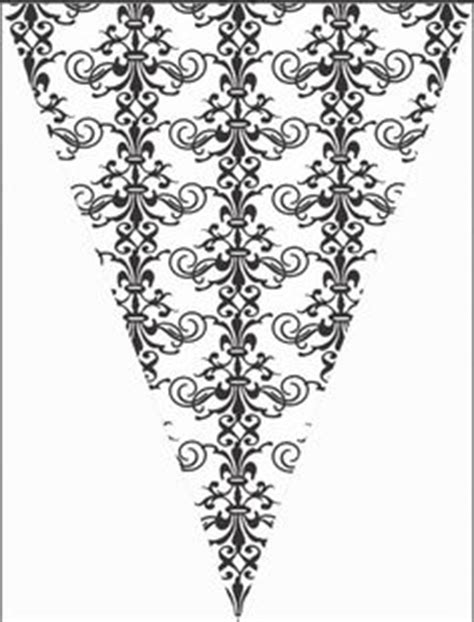 free printable damask banner 1000 images about uitnodigingen on pinterest buntings