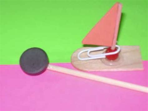 how to make a paper racing boat how to make make a quot magnetic boat quot ep youtube