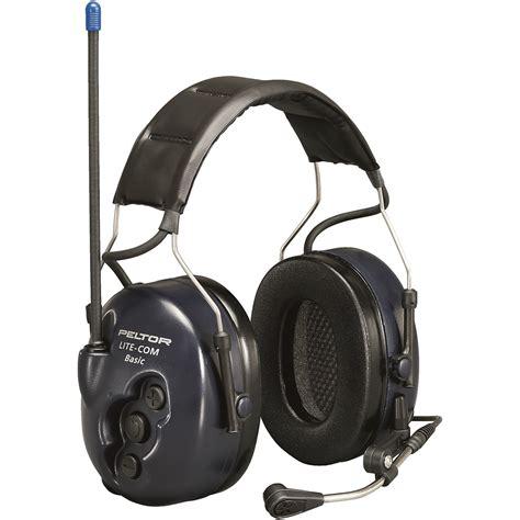 Headset Peltor 3m Peltor Litecom Headset Mt53h7a4400 Eu Earshot Communications