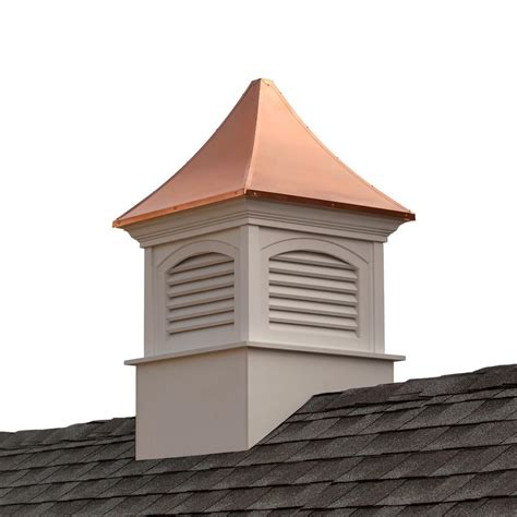 Roof Cupolas by Directions Southington 26 In X 42 In Vinyl Cupola