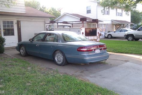 1996 lincoln continental 1996 lincoln continental low rider by tr0llhammeren on