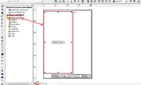 what is a frame c how to get pixel size of data frame in arcmap layout