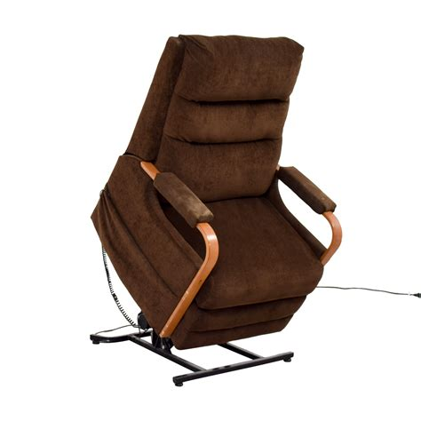 bobs recliners 82 off bob s furniture bob s furniture brown remote