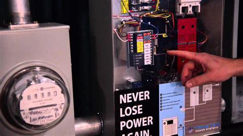 generac  house automatic transfer switch