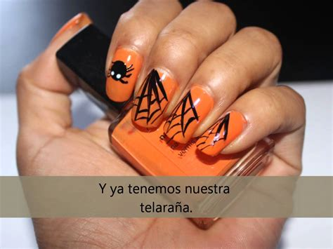 imagenes de uñas acrilicas para halloween 3 maneras sencillas para decorar tus u 241 as youtube
