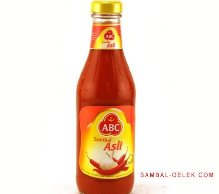 Abc Sugar Detox by Abc Chili Sauce Food Drink Recipe Sauces