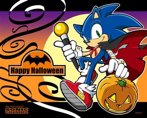 imagenes de halloween sonic hallowe en the sonic stadium