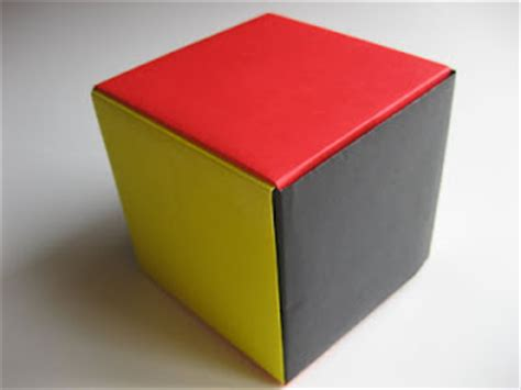 Origami Jackson Cube - origami origami jackson cube