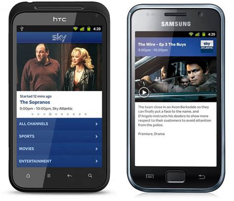 sky android sky go coming to android next month
