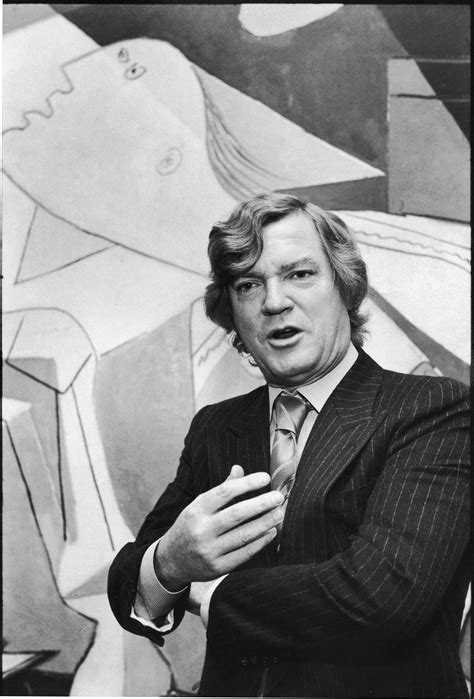 robert hughes eloquent australian art critic and historian who pulled no punches dies at 74