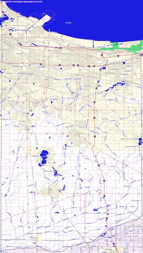Lake County Search Indiana Landmarkhunter Lake County Indiana