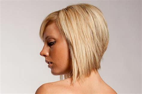 shoulder length stacked bob haircut stacked medium length haircuts