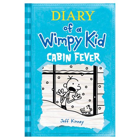 pictures of jeff kinney books diary of wimpy kid cabin fever by jeff kinney books of