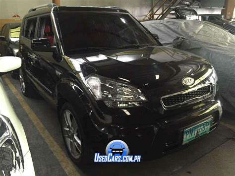 Kia Second Cars For Sale Second Kia Soul 2010 Automatic For Sale Used Cars