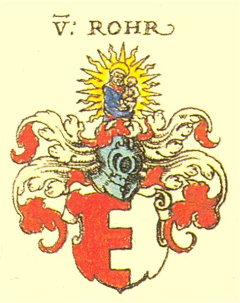 Le Aus Rohren by Famille Rohr Wikip 233 Dia
