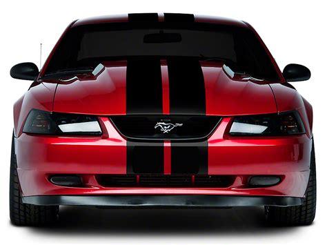 2001 mustang racing stripes american graphics mustang black lemans stripes 8