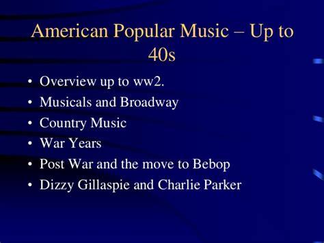 american swing music american swing era 40s to 50s 2013