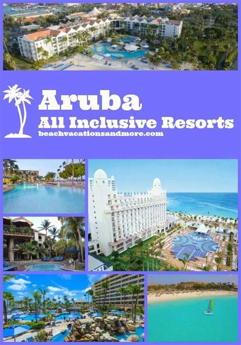 Best Aruba All Inclusive Resorts in 2019   Aruba   Things