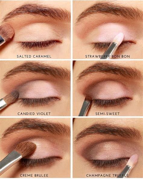 eyeshadow tutorial chocolate bar brown eyes makeup tutorial using too faced chocolate bar