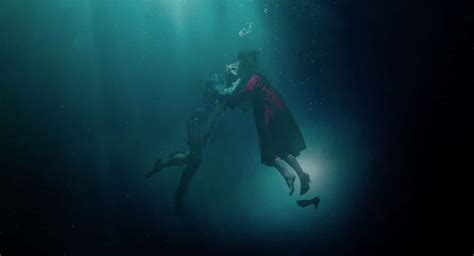 Shape Of Water the seamless transitions in the shape of water
