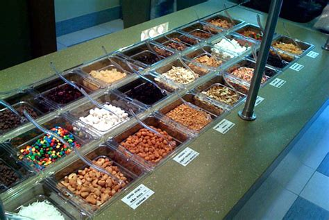 Topping Bar by Carey S Culinary Adventures 16 Handles 1569 2nd Ave New