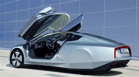 volkswagen xl1 two seater to go into production in 2013