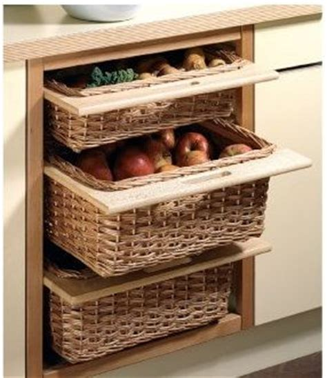 Kitchen Basket Drawers by 17 Best Images About Wicker Basket Drawers 101 On