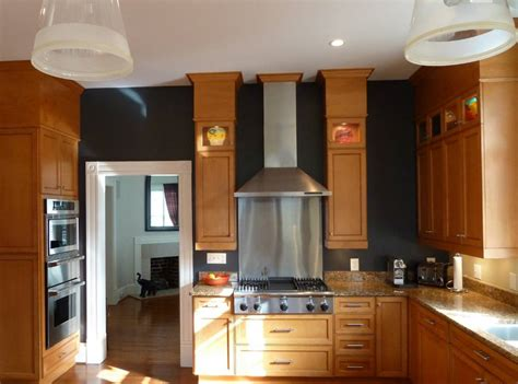 kitchen cabinet stain ideas kitchen kitchen color ideas with oak cabinets and black