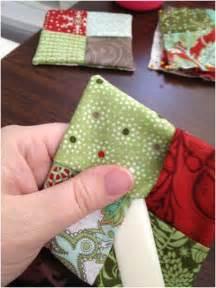 fabric mill mug rug tutorial