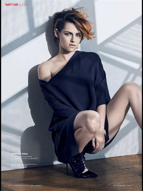 Vanity Fair Magazine 2014 by Kristen Stewart In Vanity Fair Magazine September