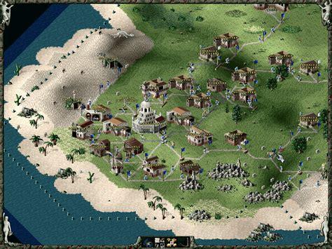 settlers 2 africa map august 2011 settlers ii net