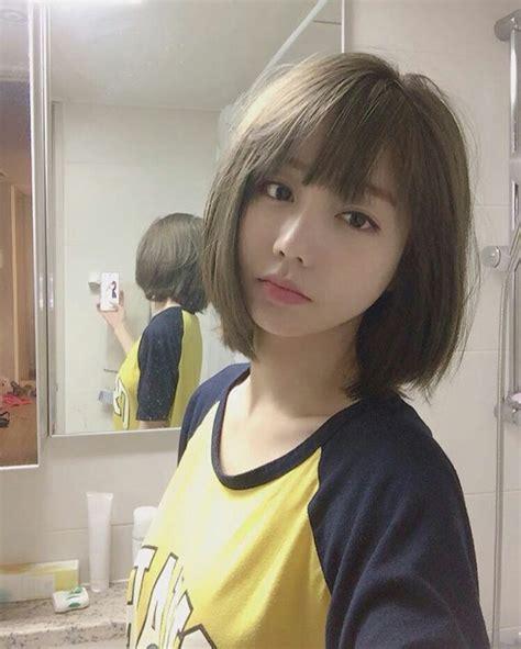 korean teenager short hairstyles best 25 asian short hair ideas on pinterest korean