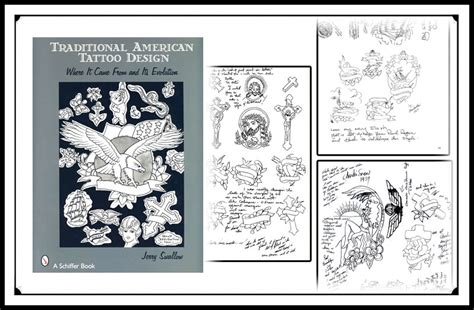 tattoo books traditional american tattoo design