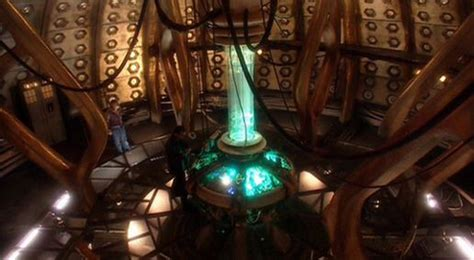 9th Doctor Tardis Interior by Ninth Doctor S Tardis Doctor Who Doctors