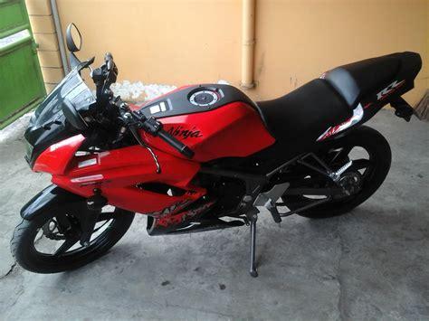 Jual Kawasaki 150 R harga kredit motor bekas kawasaki 150 r
