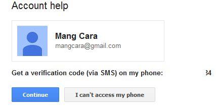 gmail reset via sms cara reset mengatasi lupa password gmail atau google play