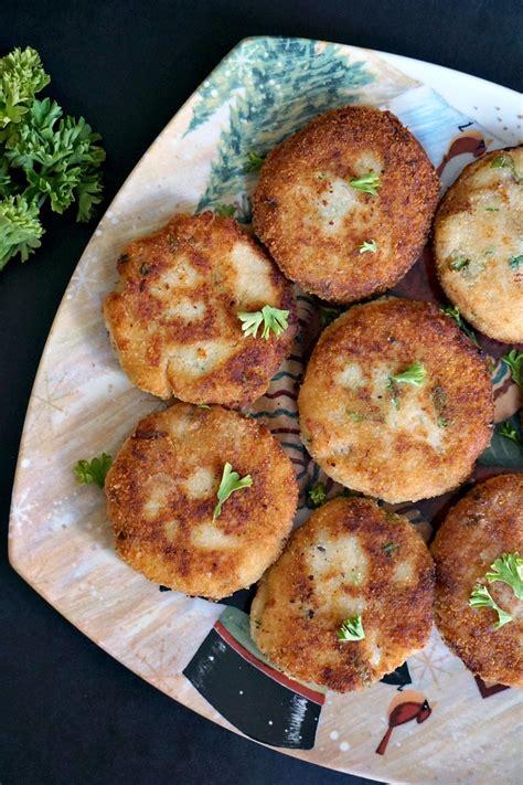 recipe for tuna patties with potato mashed potato tuna patties
