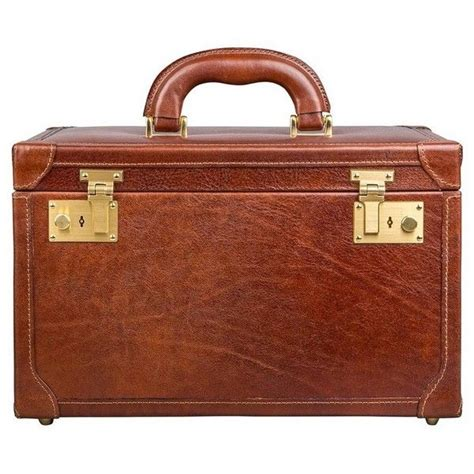 1000 ideas about leather vanity cases on prom