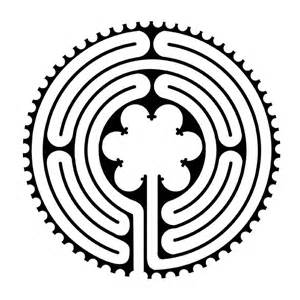 Labyrinth Outline by Resources For Labyrinth Facilitators