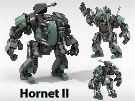 lego hardsuit tutorial quot hornet ii quot heavy hardsuit although this is considered