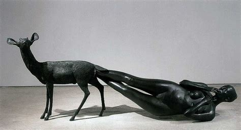 kiki smith sculpture daily art fixx