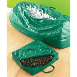 artificial christmas tree storage bag the container store