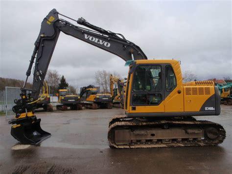 volvo ec  blc crawler excavators year  manufacture  mascus uk