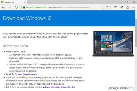 windows 10 clean install iso how to download windows 10 iso for a clean install updated