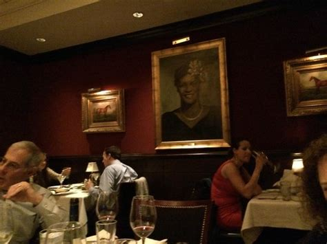 chrysler center nyc inside picture of the capital grille new york city