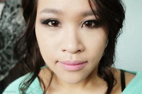 tutorial makeup hyorin hyorin one way love mv inspired makeup look paperblog