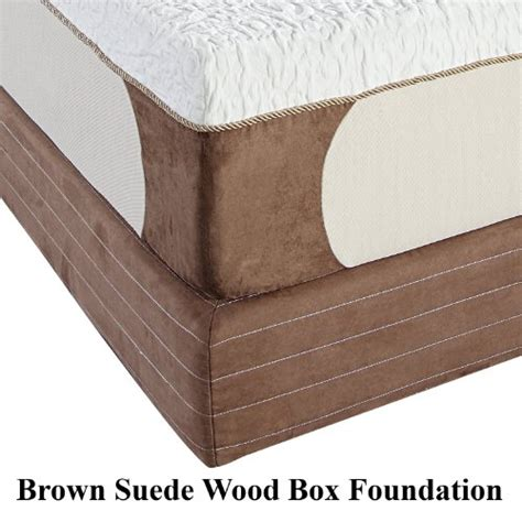 King Bed Foundation Wood King Size Platform Bed Dynastymattress King Bed 8 Quot Thick Wood Box Foundation For Memory Foam