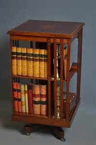 Antique Revolving Bookcase For Sale Edwardian Revolving Bookcase Antiques Atlas