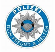 Aufkleber Polizei  Dein Freund &amp Helfer &216 60 Mm