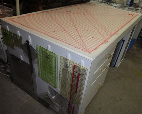 Large Rotary Cutting Mat by Rotary Cutting Mat Elkins